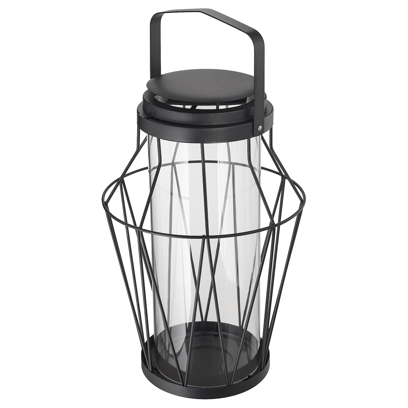 IKEA SOMMAR 2018 lantern f block candle, in/outdoor Suitable for both indoor and outdoor use.