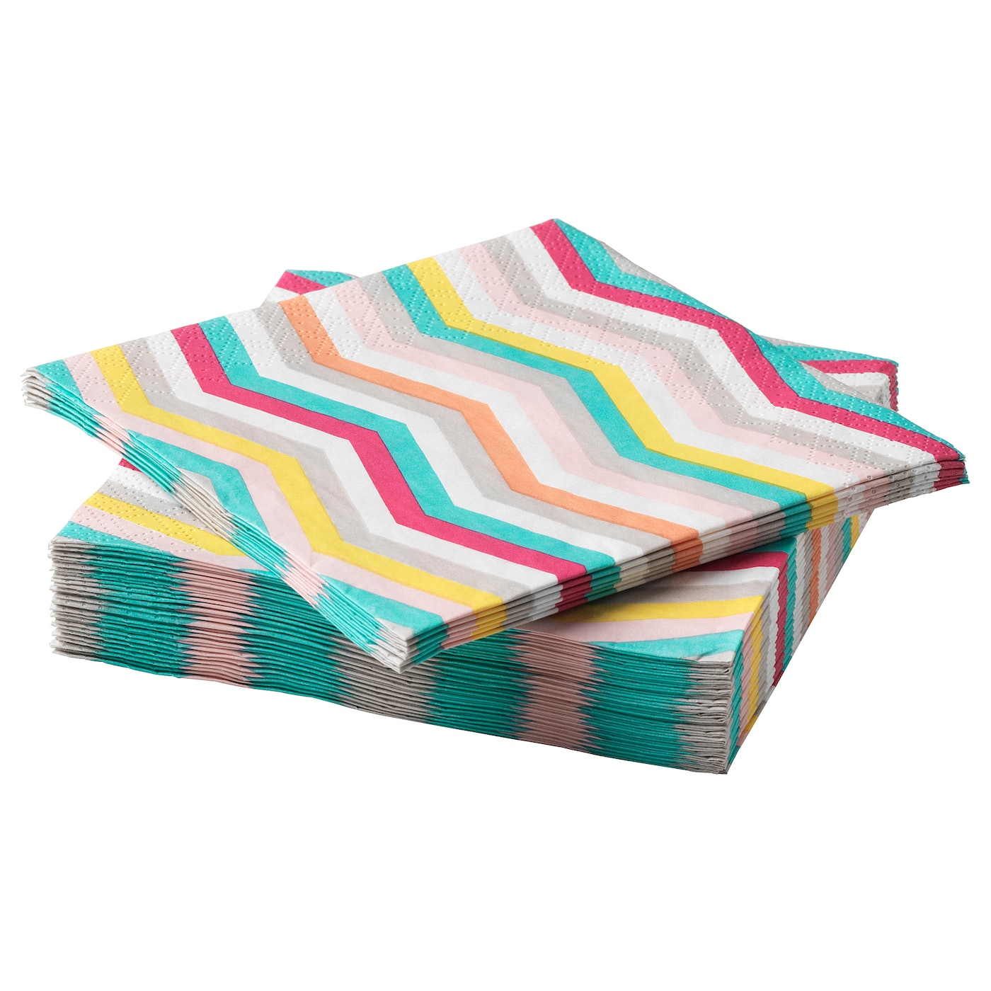 IKEA SOMMAR 2018 paper napkin The napkin is highly absorbent because it's made of three-ply paper.