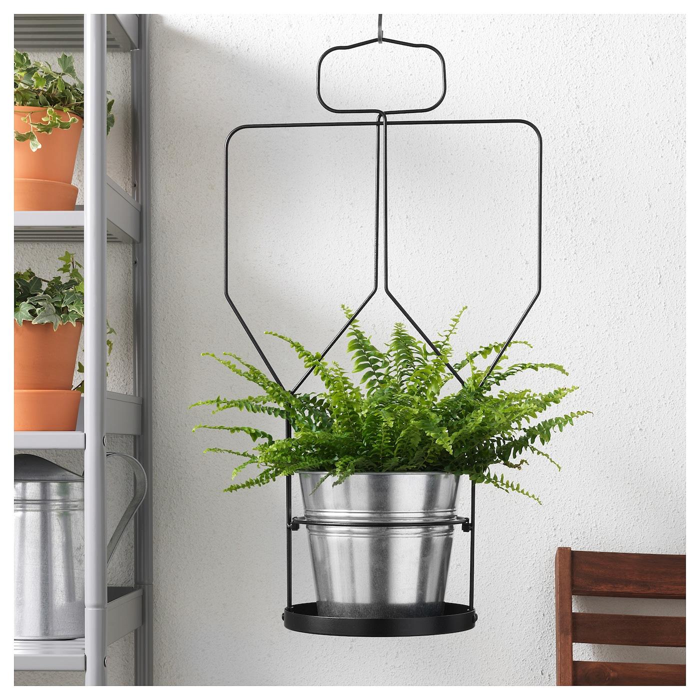 IKEA SOMMAR 2018 Plant Pot Hanger With Trellis