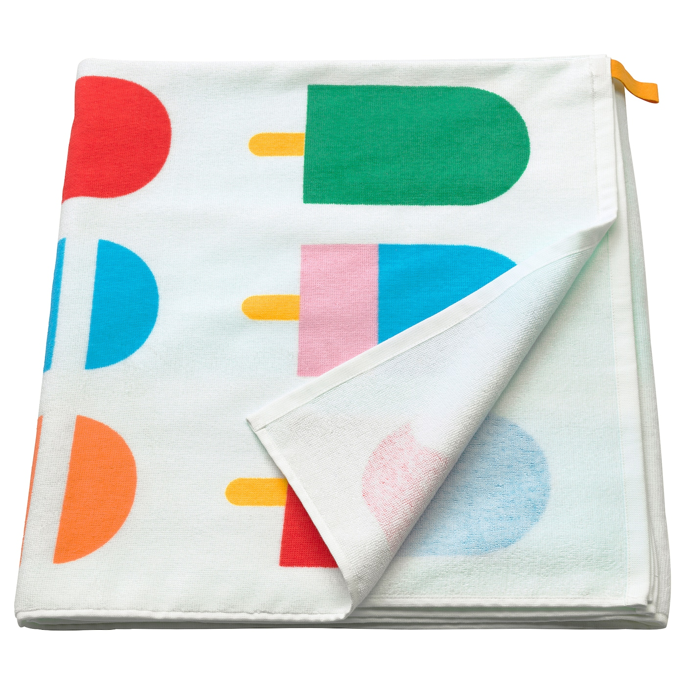 IKEA SOMMAR 2019 beach towel A terry towel that is soft and absorbent (weight 380 g/m²).