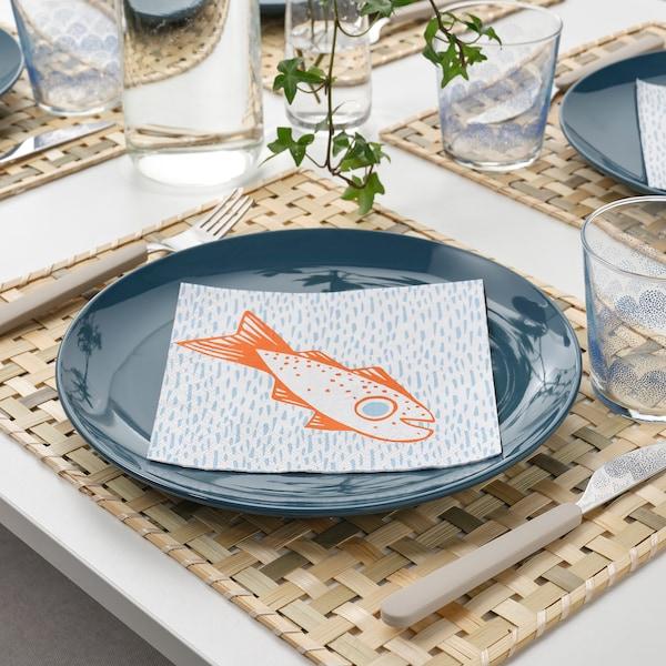 SOMMARDRÖM Paper napkin, 33x33 cm