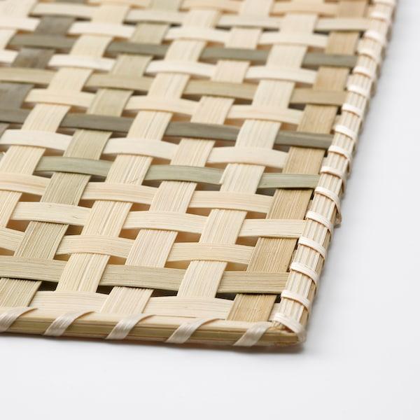 SOMMARDRÖM Place mat, bamboo, 40x30 cm