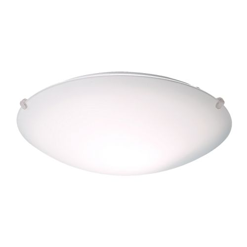 IKEA SPÄCKA ceiling lamp Diffused light that provides good general light in the room.