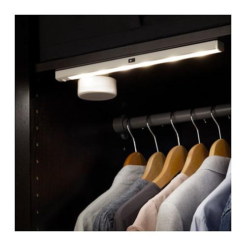 st tta led lighting strip battery operated white 35 cm ikea. Black Bedroom Furniture Sets. Home Design Ideas