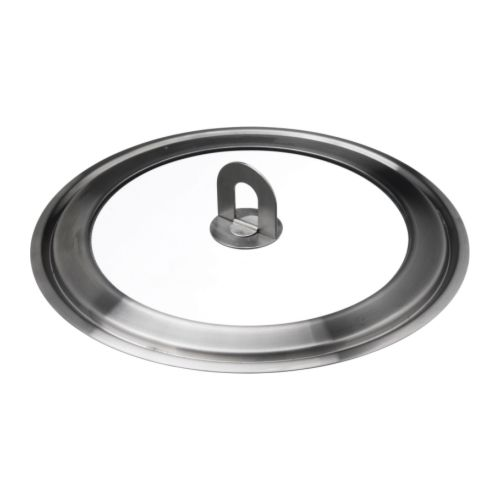 IKEA STABIL lid Fits most frying pans 28 cm in diameter and 10-litre pots.