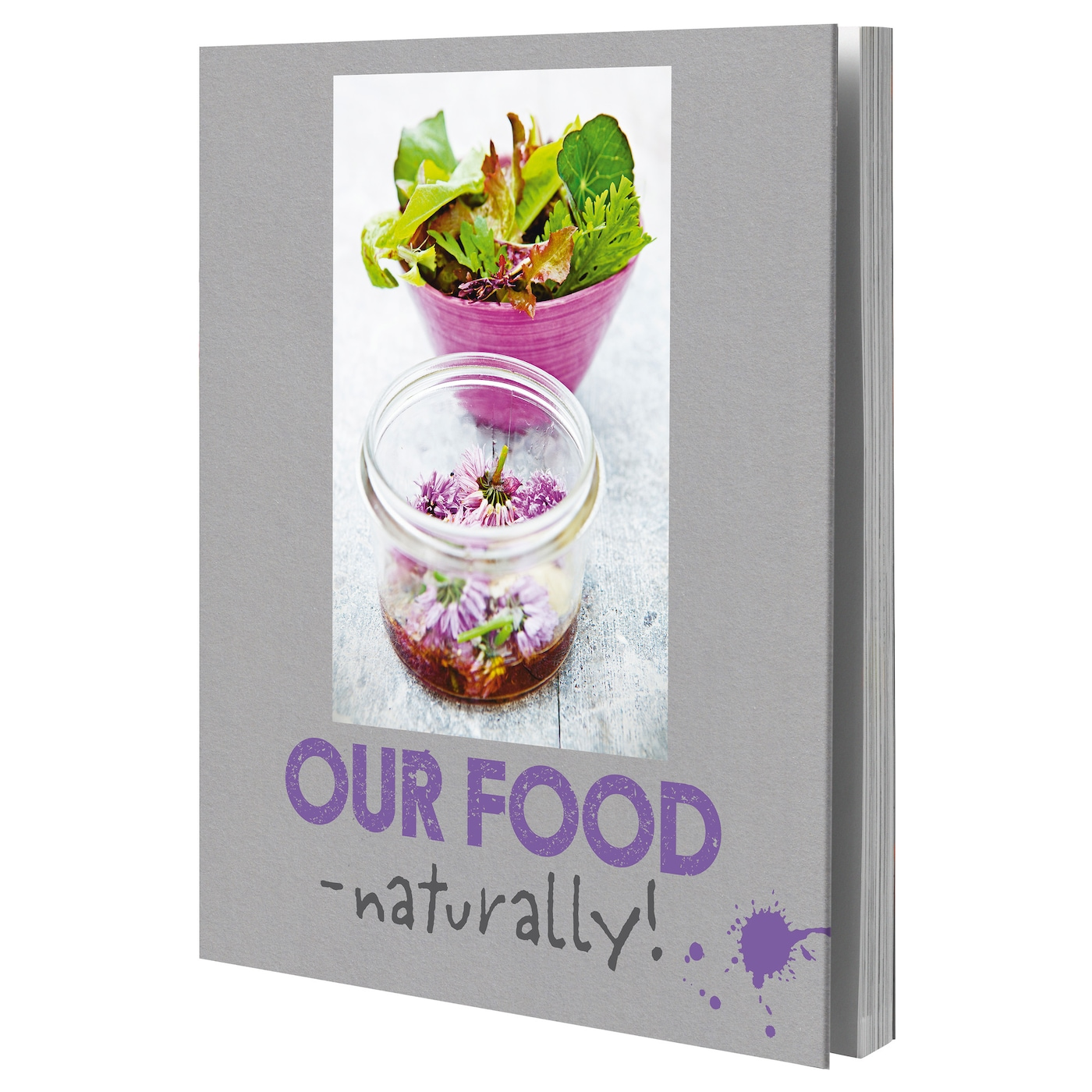 IKEA STABIL - OUR FOOD - NATURALLY! book