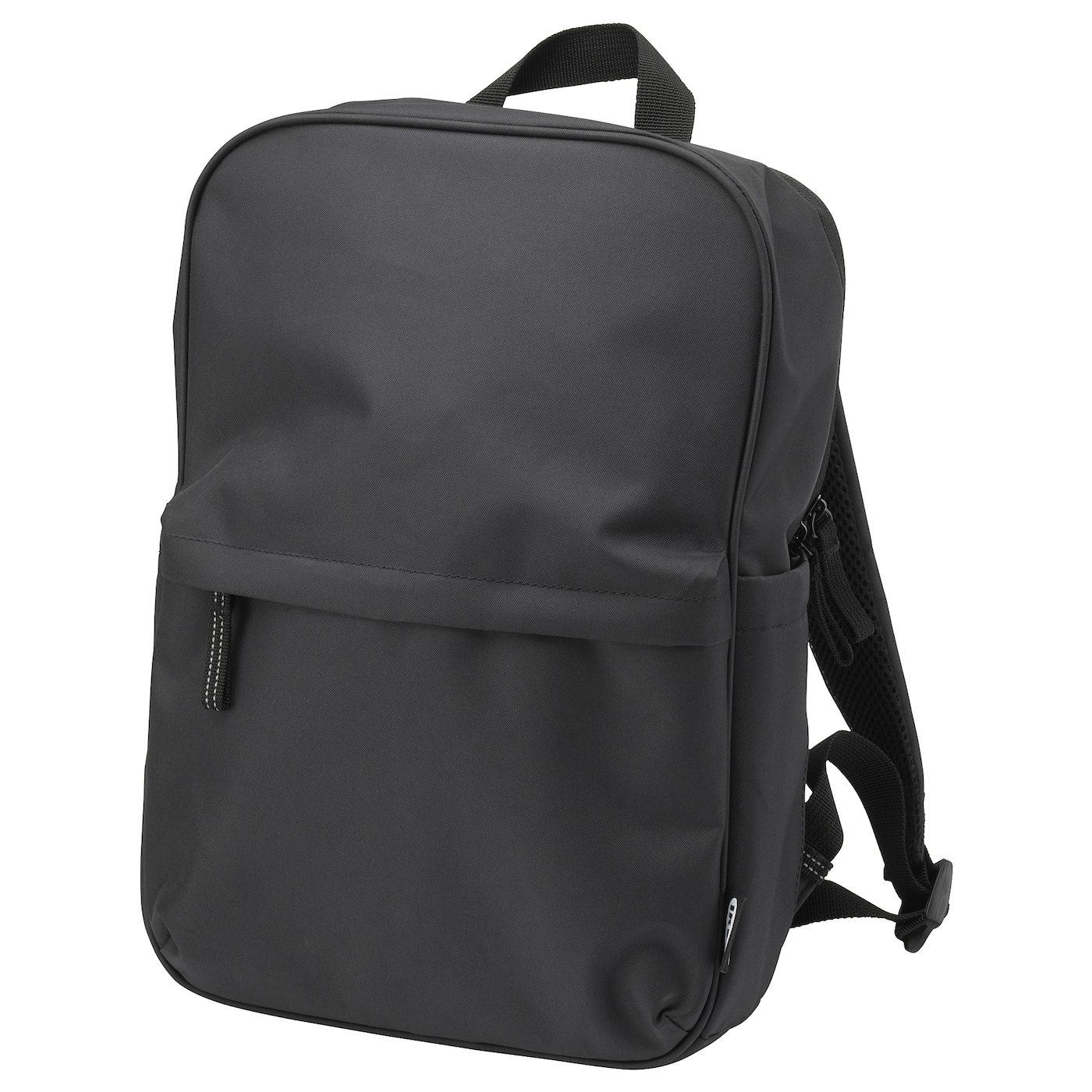 IKEA STARTTID backpack Two side compartments perfect for bottles or umbrellas.