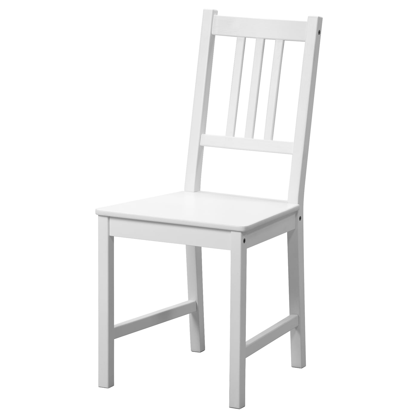 IKEA STEFAN chair Solid wood is a hardwearing natural material.