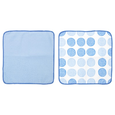 STEKNING Dish-cloth, blue