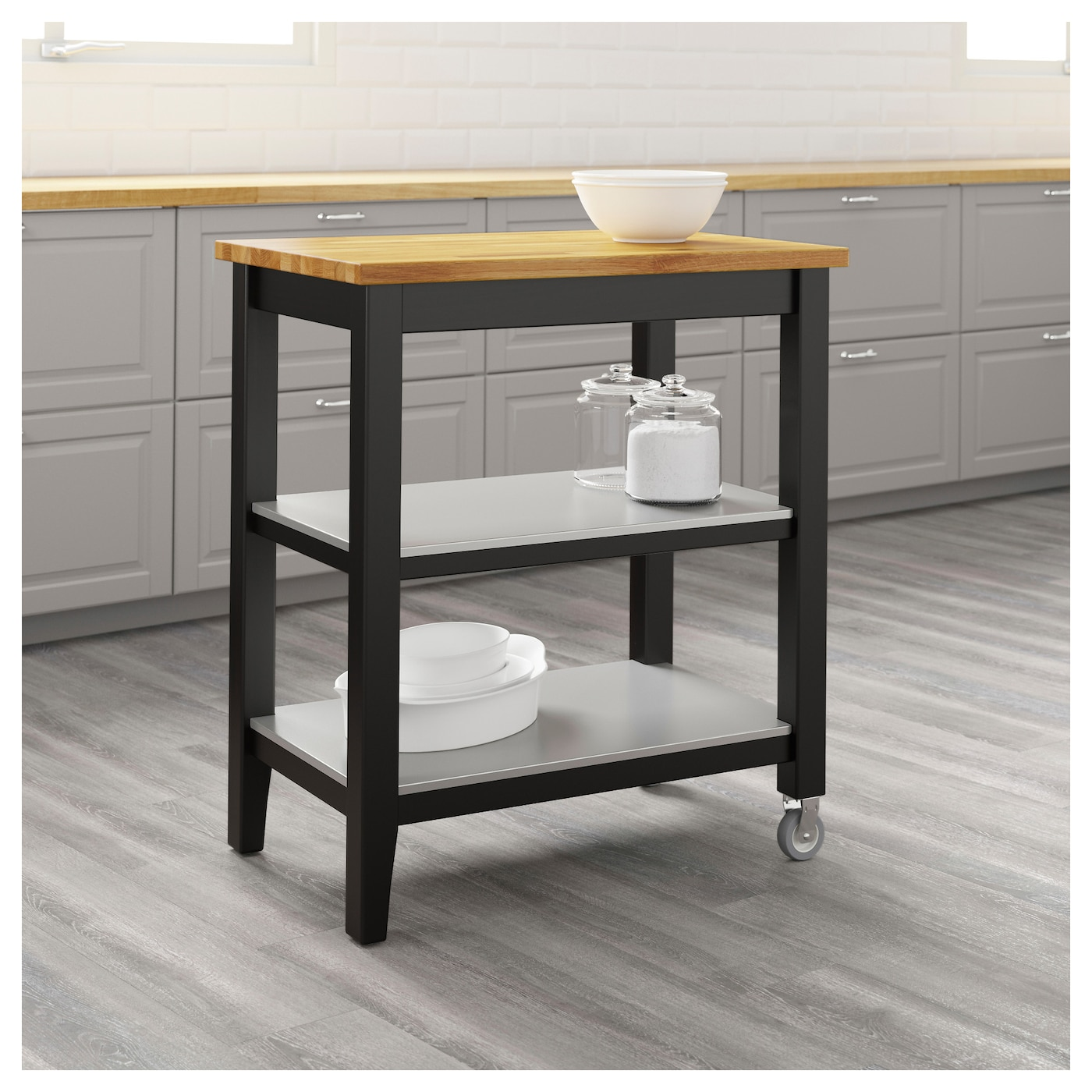 Ikea Patrull Drawer Cabinet Catch ~ IKEA STENSTORP kitchen trolley Gives you extra storage in your kitchen