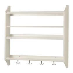 kitchen shelf. ikea stenstorp plate shelf kitchen