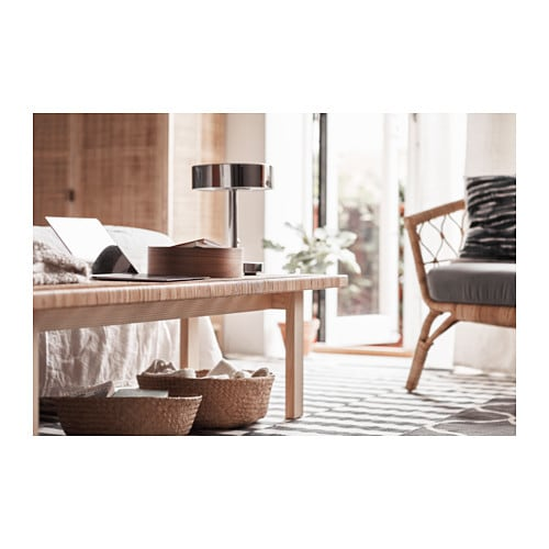 stockholm 2017 coffee table rattan ash 160x50 cm ikea. Black Bedroom Furniture Sets. Home Design Ideas