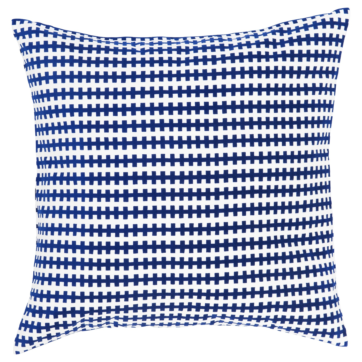 IKEA STOCKHOLM 2017 cushion Cotton velvet gives depth to the colour and softness to the touch.