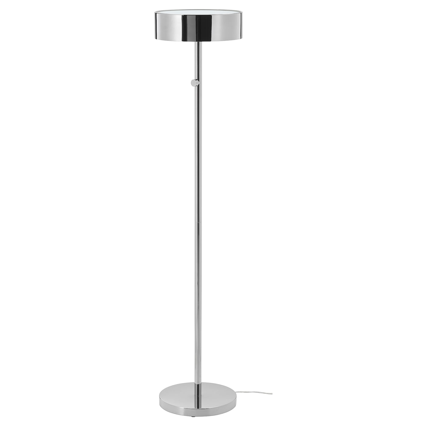 IKEA STOCKHOLM 2017 floor lamp Integrated dimmer, to give general light or mood light.