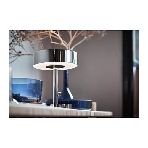 stockholm 2017 table lamp chrome plated ikea. Black Bedroom Furniture Sets. Home Design Ideas