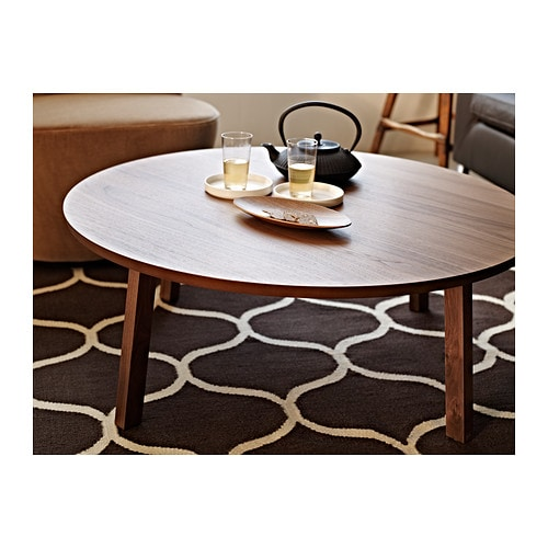 Ikea Lack Coffee Table Legs: STOCKHOLM Coffee Table Walnut Veneer 93 Cm