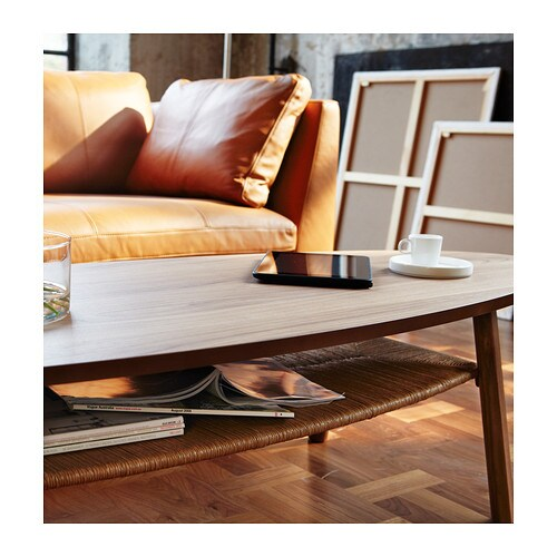 stockholm coffee table walnut veneer 180x59 cm ikea. Black Bedroom Furniture Sets. Home Design Ideas