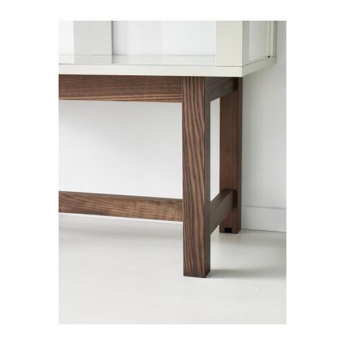stockholm glass door cabinet beige 90x180 cm ikea. Black Bedroom Furniture Sets. Home Design Ideas