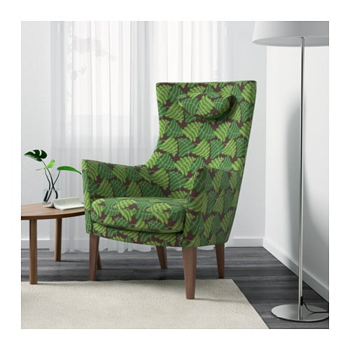 IKEA STOCKHOLM high-back armchair 10 year guarantee. Read about the terms in the guarantee brochure.