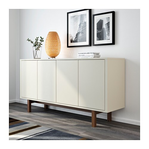 stockholm sideboard beige 160x81 cm ikea. Black Bedroom Furniture Sets. Home Design Ideas