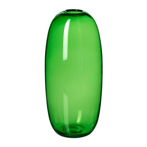 STOCKHOLM Vase, green