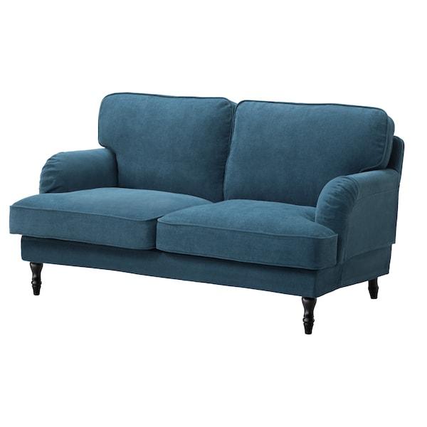 Stocksund Tallmyra Blue 2 Seat Sofa