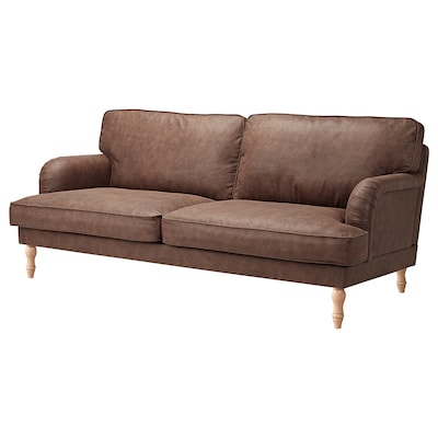 Leather Sofas Coated Fabric Sofas IKEA