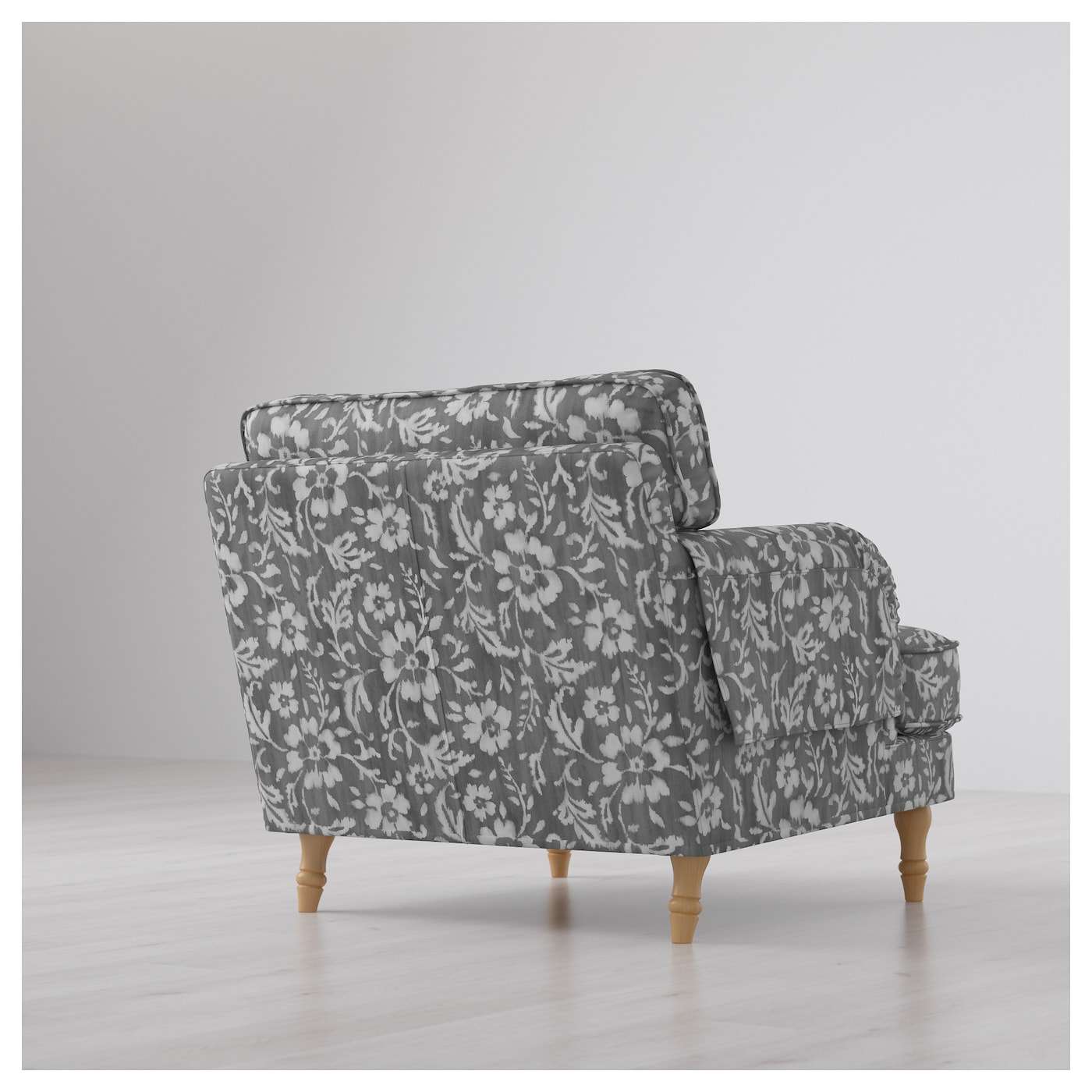IKEA STOCKSUND armchair 10 year guarantee. Read about the terms in the guarantee brochure.