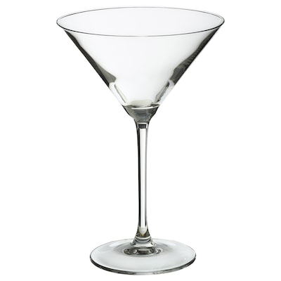 STORSINT martini glass clear glass 18 cm 24 cl