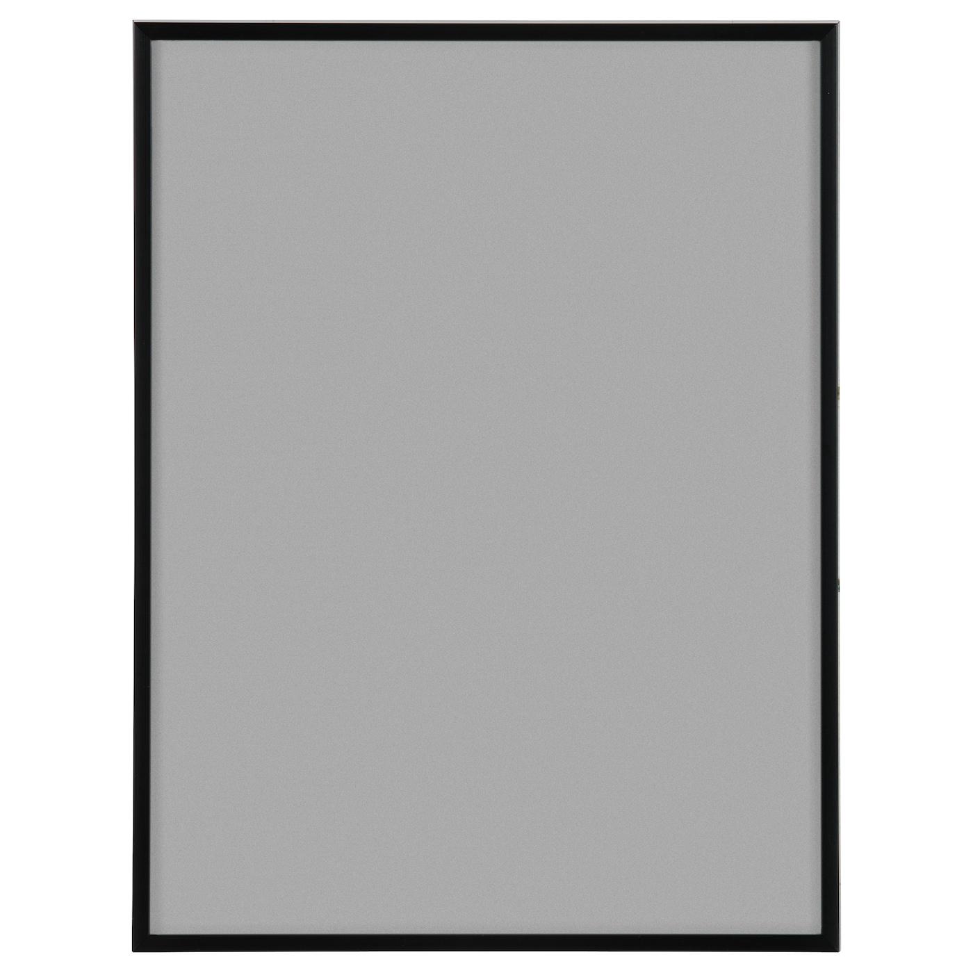 str mby frame black 30x40 cm ikea. Black Bedroom Furniture Sets. Home Design Ideas