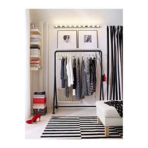str mby frame black 50x50 cm ikea. Black Bedroom Furniture Sets. Home Design Ideas