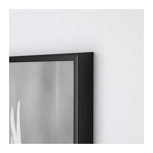 Str mby frame black 40x50 cm ikea - Black days ikea ...