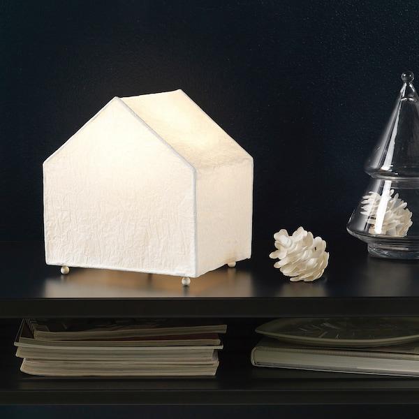 STRÅLA white, Table lamp base IKEA