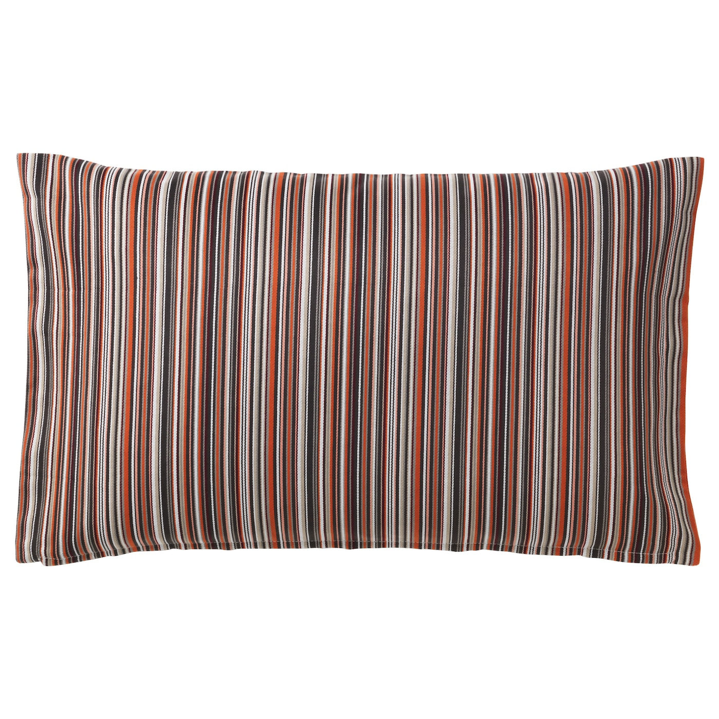 strandkÅl cushion cover orangered x cm  ikea - ikea strandkÅl cushion cover the zipper makes the cover easy to remove