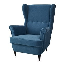IKEA STRANDMON wing chair 10 year guarantee. Read about the terms in the guarantee brochure  sc 1 st  Ikea & Armchairs u0026 Recliner Chairs | IKEA