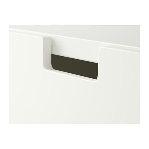 Hochbett Ikea Kleinanzeigen ~ STUVA Changing table with 4 drawers White 90x79x102 cm  IKEA