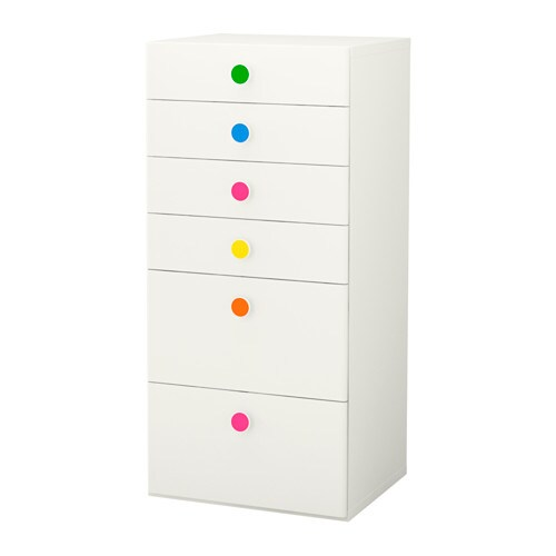 IKEA STUVA/FÖLJA storage combination with drawers