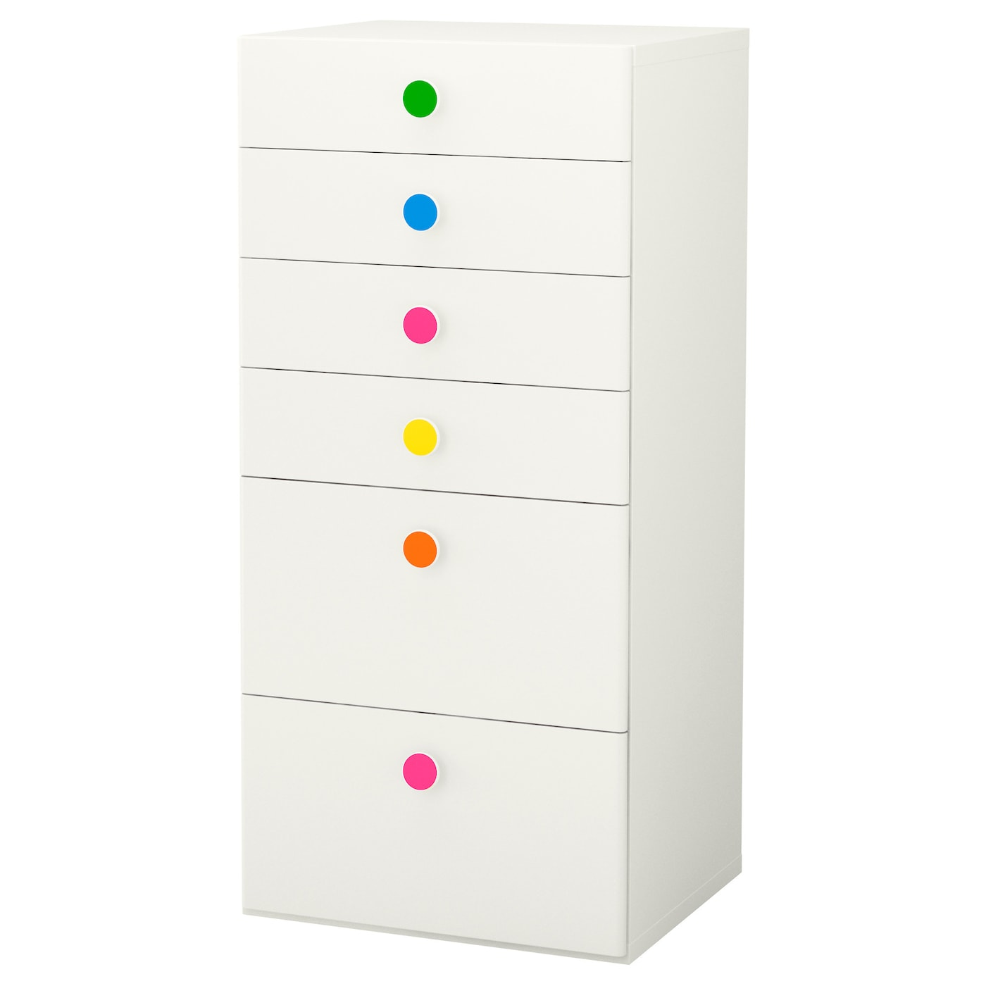girls white bedroom furniture. IKEA STUVA/FÖLJA Storage Combination With Drawers Girls White Bedroom Furniture