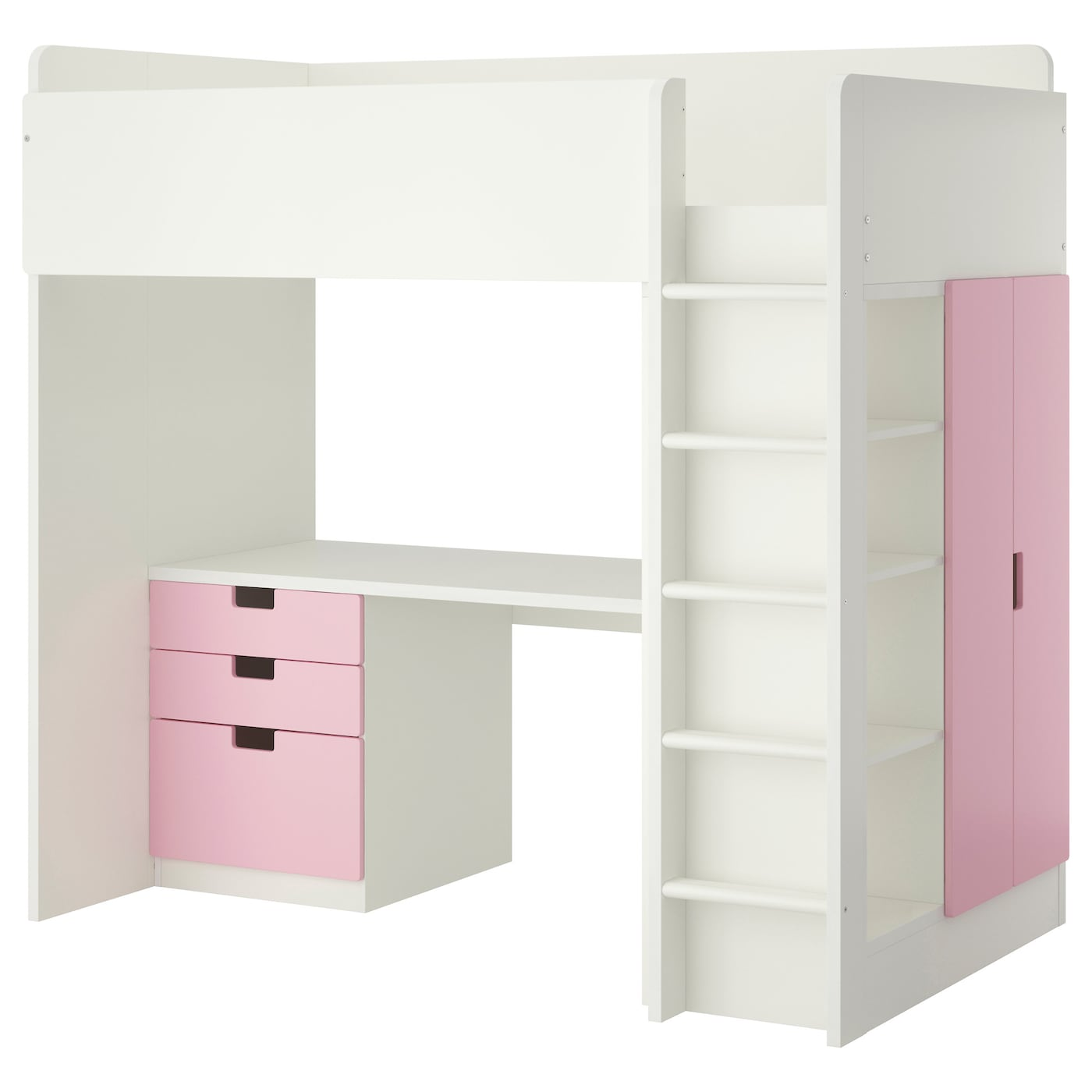 IKEA STUVA loft bed combo w 3 drawers/2 doors