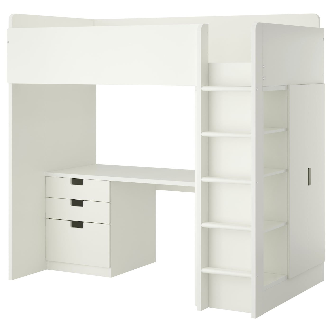 Stuva Loft Bed Desk Combo From Ikea
