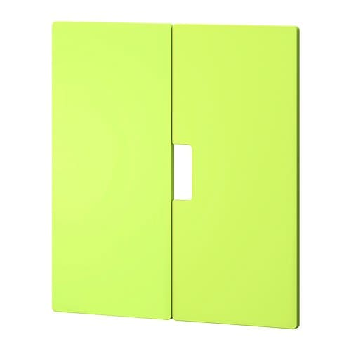 STUVA MÅLAD Door IKEA Choose doors, drawers and boxes to protect your things and make the storage more decorative.
