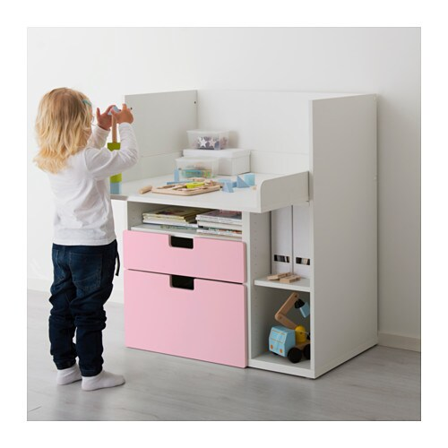IKEA STUVA play table with 2 drawers