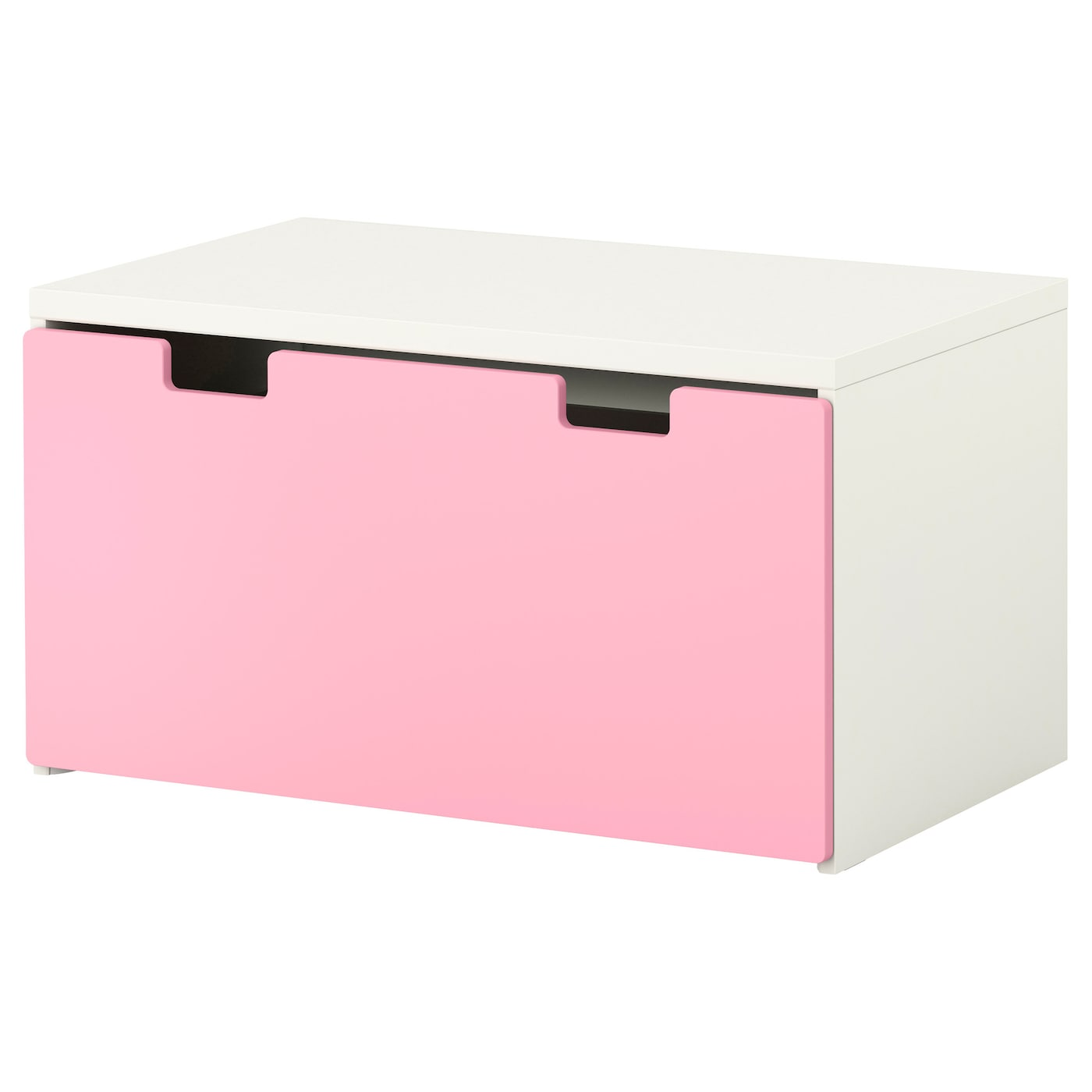 stuva storage bench white pink 90x50x50 cm ikea. Black Bedroom Furniture Sets. Home Design Ideas