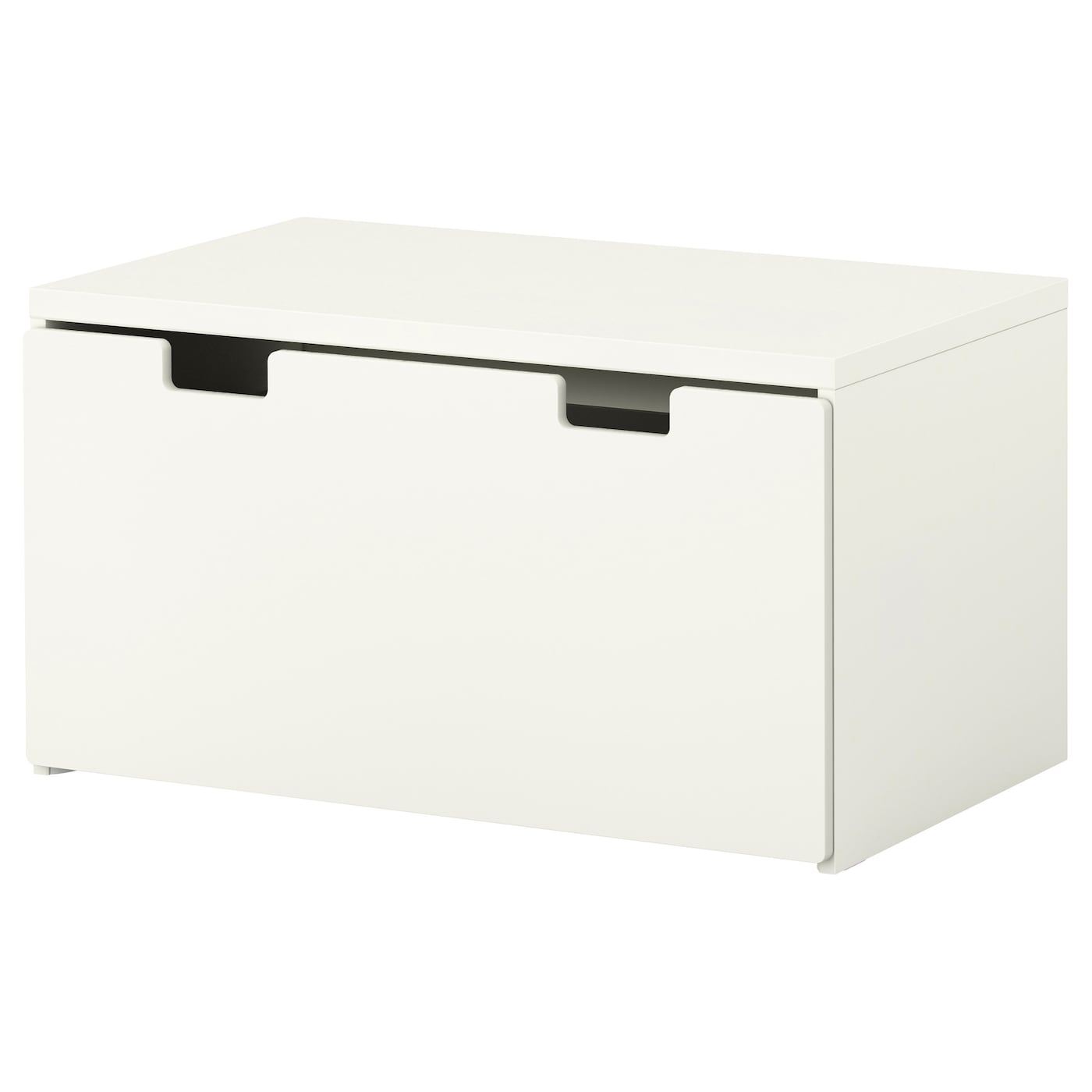Ikea Stuva Storage Bench Stands Steady Also On Uneven Floors Since Adjule Feet Are Included