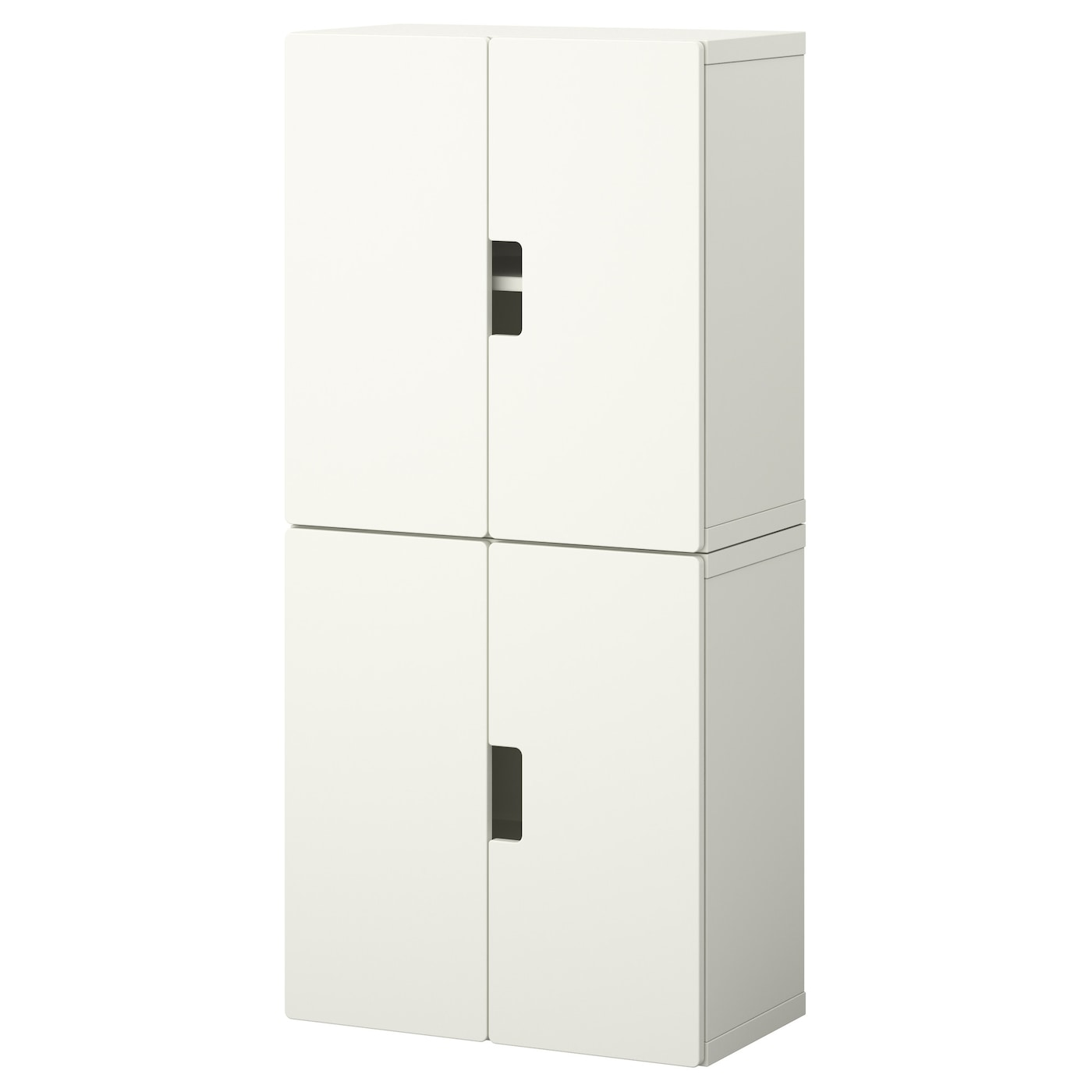 stuva storage combination with doors white white 60x30x128. Black Bedroom Furniture Sets. Home Design Ideas
