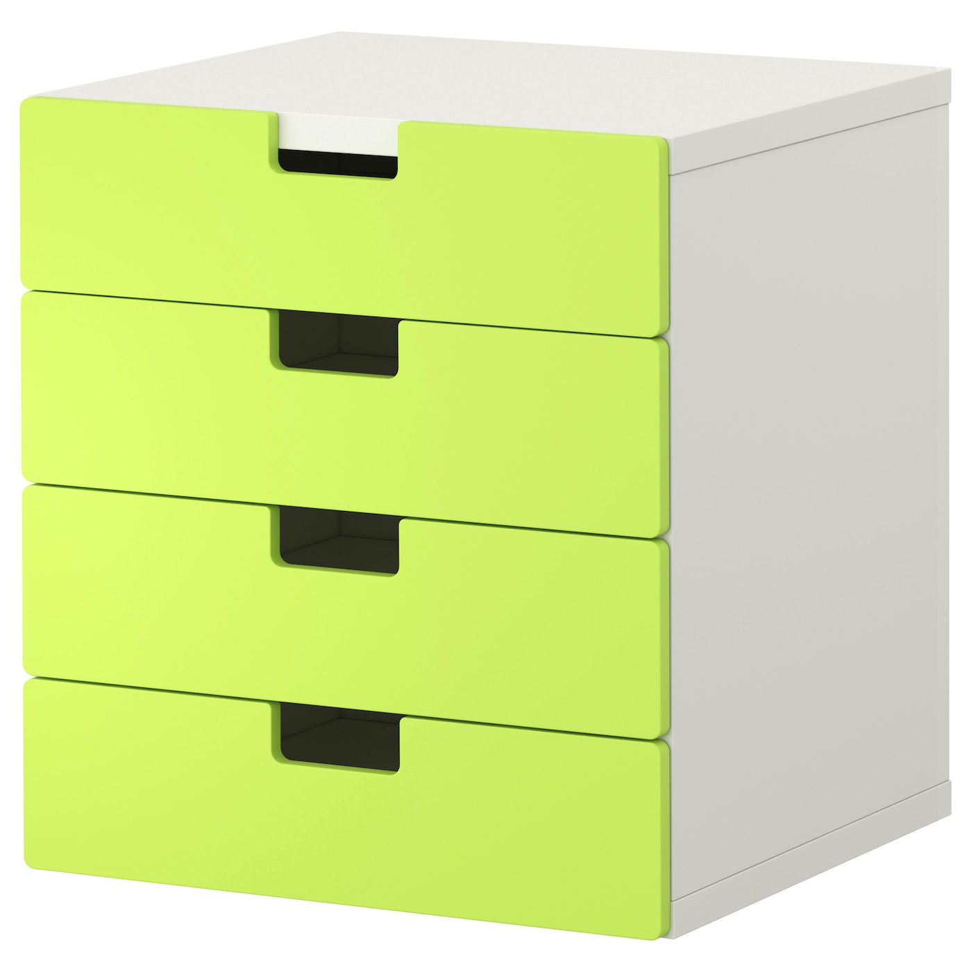 stuva storage combination with drawers white green 60x50x64 cm ikea. Black Bedroom Furniture Sets. Home Design Ideas