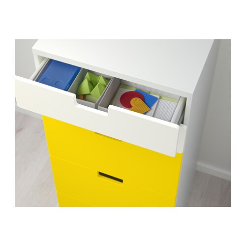 IKEA STUVA storage combination with drawers