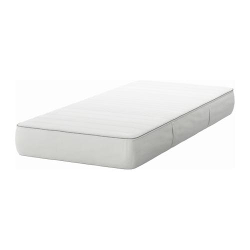 SULTAN FOSSING Latex/foam mattress IKEA Get all-over support and comfort with a resilient foam mattress.