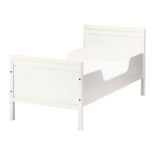 SUNDVIK Bed frame with slatted bed base IKEA