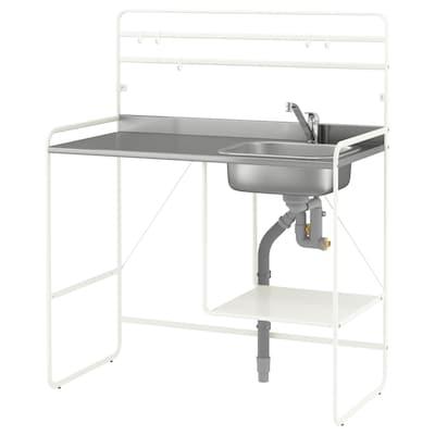 SUNNERSTA Mini-kitchen, 112x56x139 cm